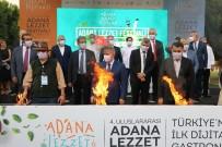 Adana Lezzet Festivali, Mangal Ateşinin Yakılmasıyla Başladı