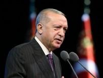 SIRBİSTAN - Başkan Erdoğan genç sultanlara böyle başarılar diledi!