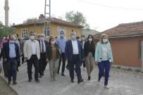 CHP Ankara Güdül'de Esnafın Problemlerini Dinledi