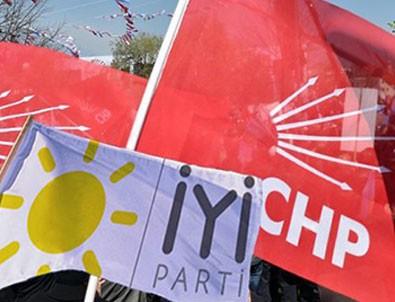 CHP ve İYİ Parti vatandaşa hizmete izin vermedi!