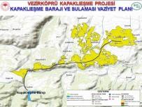 DSİ 7. Bölge Müdürlüğünün Samsun'daki Baraj Projeleri