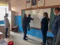 Eskişehir İl Milli Eğitim Müdürü Cırıt, Seyitgazi'deki Okulları Ziyaret Etti