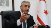 KUZEY KıBRıS TÜRK CUMHURIYETI - Mustafa Akıncı'dan skandal sözler: Topraklarımızdan bir kısmını Rumlara geri vermeliyiz