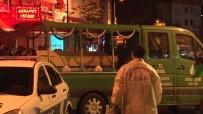 Pendik'te Bir Kafede Oturan Şahıslara Silahlı Saldırı; 1 Ölü 1'İ Ağır 3 Yaralı