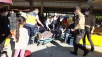 Balıkesir'de Yaralanan Mehmet Dedeye Polis Ve Bekçiler Sahip Çıktı