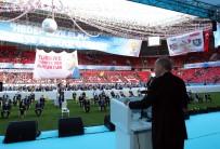 Cumhurbaşkanı Erdoğan Açıklaması 'Samsun'u İç Anadolu Ve Akdeniz Bölgesi'ne Hızlı Trenle Bağlayacağız'