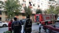 DOĞALGAZ PATLAMASI - İstanbul'da doğalgaz patlaması!