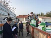 Kofçaz'da Yem Bezelyesi Tohumu Dağıtıldı