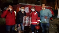 Kula'dan Deprem Bölgesine Bin Adet Battaniye