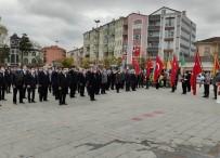 Alaçam'da 10 Kasım Töreni