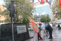 Atatürk Ölüm Yıldönümünde Törenle Anıldı