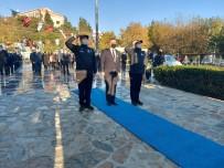 Ayvacık'ta 10 Kasım Anma Töreni
