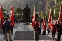 Gazi Mustafa Kemal Atatürk Vefatının 82. Yılında Gümüşhane'de Anıldı