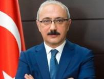 LÜTFI ELVAN - Hazine ve Maliye yeni Bakanı Lütfi Elvan kimdir?
