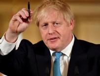 İRLANDA - İngilizler'in Biden'a tebrik mesajında dikkat çeken detaylar!
