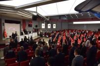 Manisa Büyükşehir Belediye Meclisinden Ata'ya Saygı