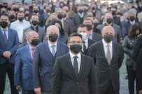 Siyah Maskeli 10 Kasım Anma Töreni