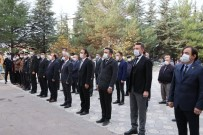 Suluova'da 10 Kasım Atatürk'ü Anma Töreni