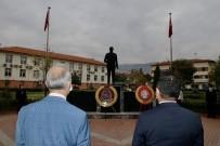 Taşova'da 10 Kasım Atatürk'ü Anma Töreni