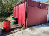 Adana'da 25 Ton 250 Kilo Kaçak Akaryakıt Ele Geçirildi
