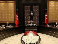LÜTFI ELVAN - Başkan Erdoğan'dan kritik kabul!