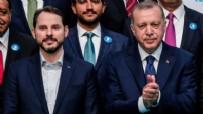 LÜTFI ELVAN - Erdoğan'dan Berat Albayrak'a teşekkür!