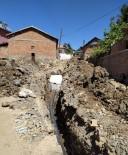 Meşeliçiftliği'nde Kanalizasyon Ve İçme Suyu Şebekeleri Yenilendi