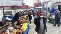 Yenice'de Halk Pazarı İki Hafta Kurulmayacak