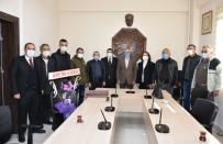 AK Parti İnönü Teşkilatından Başkan Bozkurt'a Ziyaret