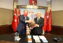 Başkan Akın'dan Kılıçdaroğlu Ve Akşener'e Ziyaret