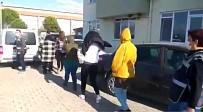 Burhaniye'de Kadınlara Zorla Fuhuş Yaptıran Kişiler Tutuklandı
