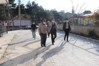 Eğirdir'in 13 Köyüne 13 Bin 800 Metre Kilit Parke Taşı Döşenecek