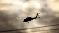 İSRAIL - Mısır'da helikopter düştü!
