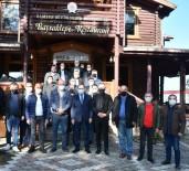 Başkan Demir'den İkinci El Oto Esnafına Açıklaması 'Belediye Her Konuda Yanınızda'