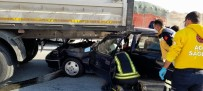 Burdur'da Feci Kaza Açıklaması 1 Ölü, 2 Yaralı