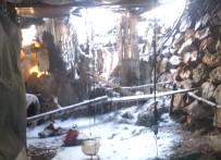 Edremit'te Dam Yandı, Keçiler Kurtarıldı