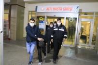 Hastanenin Pandemi Servisinden Çanta Çalan Hırsız Yakalandı