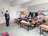 Kaymakam Şan'dan Okul Ziyareti