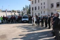 Midyat Emniyet Müdürlüğüne Kazandırılan Araçlar İçin Tören Düzenlendi