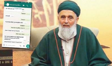 Oda TV'nin sapık şeyhi Fatih Nurullah iğrenç WhatsApp mesajları ifşa oldu: Yazışmaların hepsini boşalt e mi