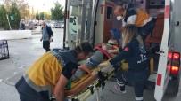 Pencereden Düşen Lise Öğrencisi Ağır Yaralandı