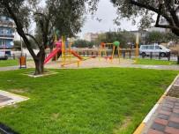 Soma'ya 6 Park Ve 5 Bin Metrekare Yeşil Alan