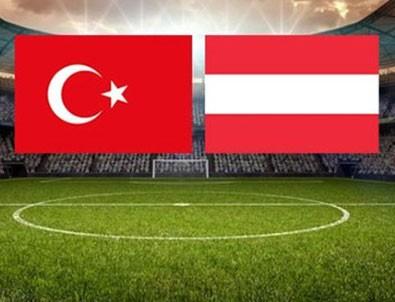 Türkiye - Avusturya| İlk gol geldi!