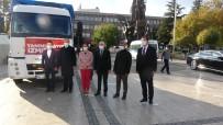 Uşak İl Güvenlik Toplantısı, Bakan Yardımcısı Erdil'in Katılımıyla Yapıldı