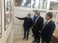 Büyükşehir Zabıtası Demirci'de HES Kodu Uygulamasını Anlattı