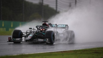 F1 antrenman turunda ortalık karıştı!