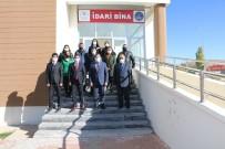 Kabakcı'dan Pınarbaşı Ve Sarız İlçelerine Ziyaret