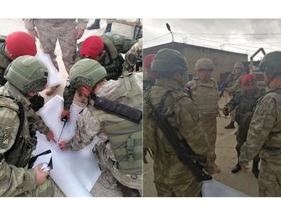 MSB: Türk ve Rus askeri heyetleri arasındaki teknik görüşmeler tamamlandı