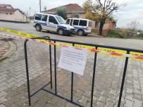 Gönen'de Bir Sokak Karantinaya Alındı