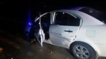 Kırşehir'de Otomobilde Patlama Açıklaması 2 Yaralı